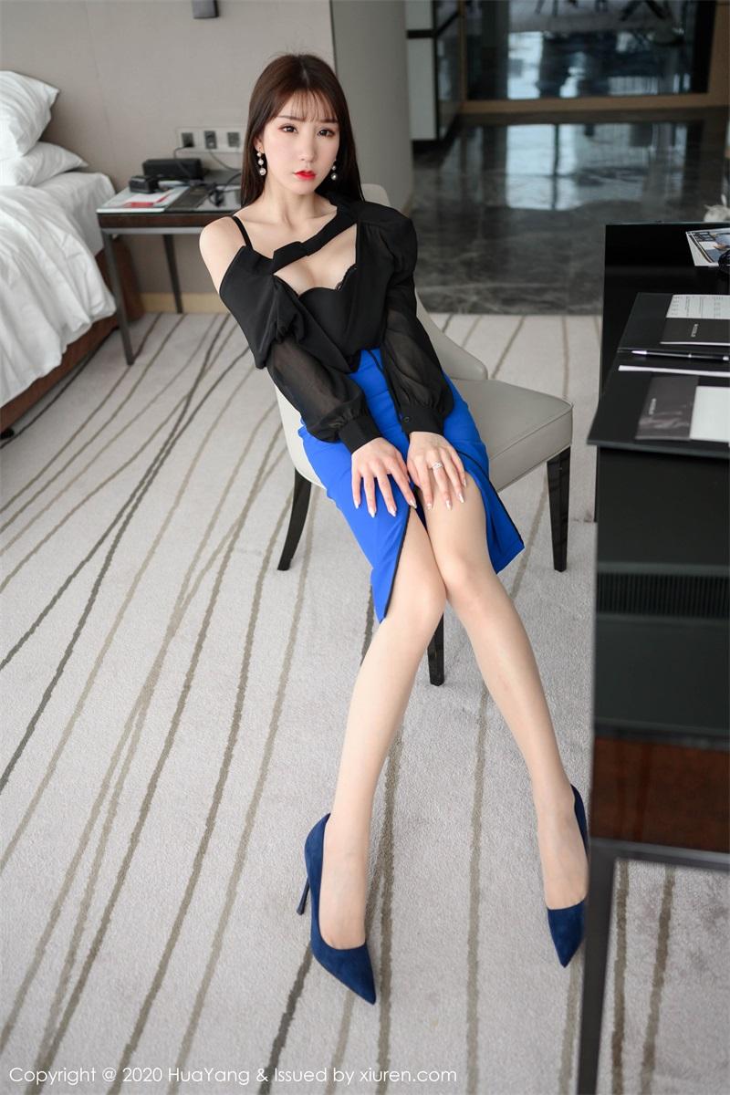 美女写真 桌底下的秘密 周于希Sandy [120P/250MB] 美丝写真-第3张