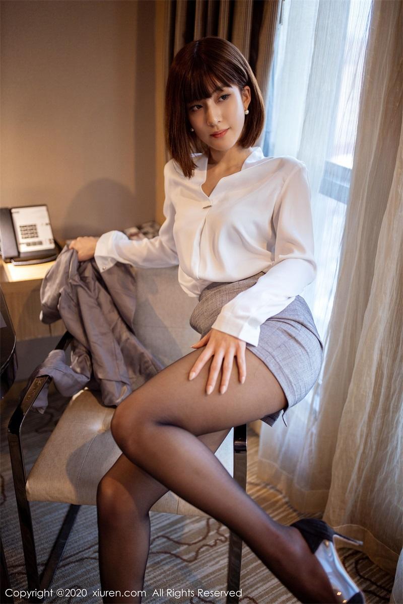 美女写真 西装秘书 林文文yooki [69P/368MB] 美丝写真-第3张