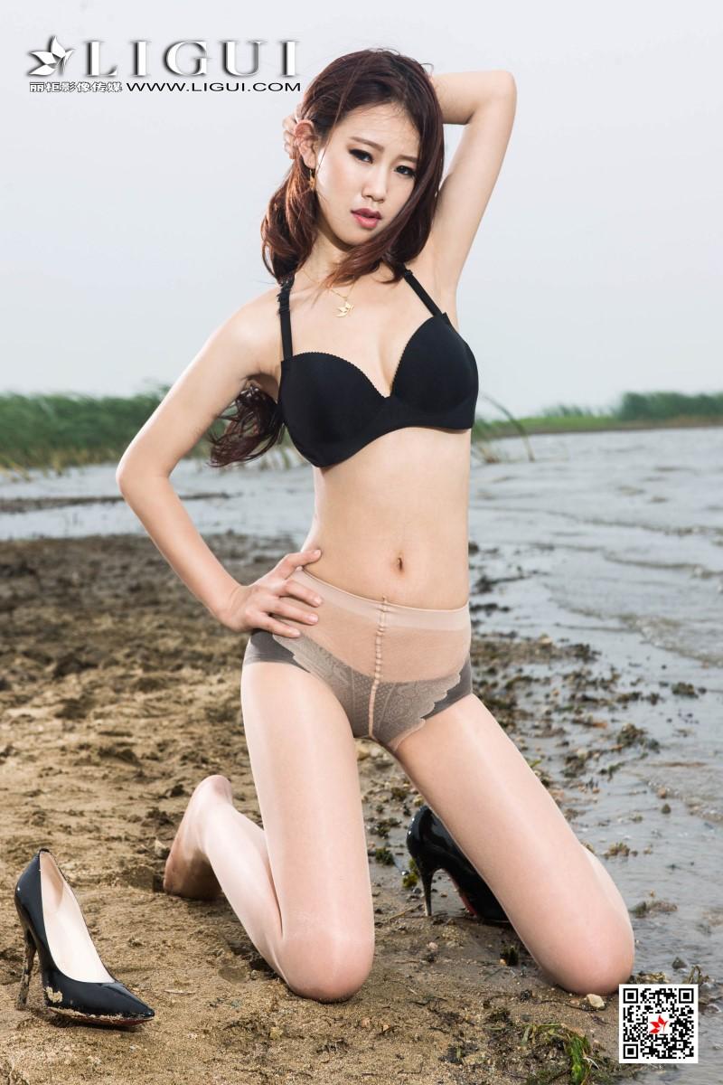[Ligui丽柜] 2020.07.15 网络丽人 Model 语寒 [101P/59MB] LIGUI丽柜-第3张