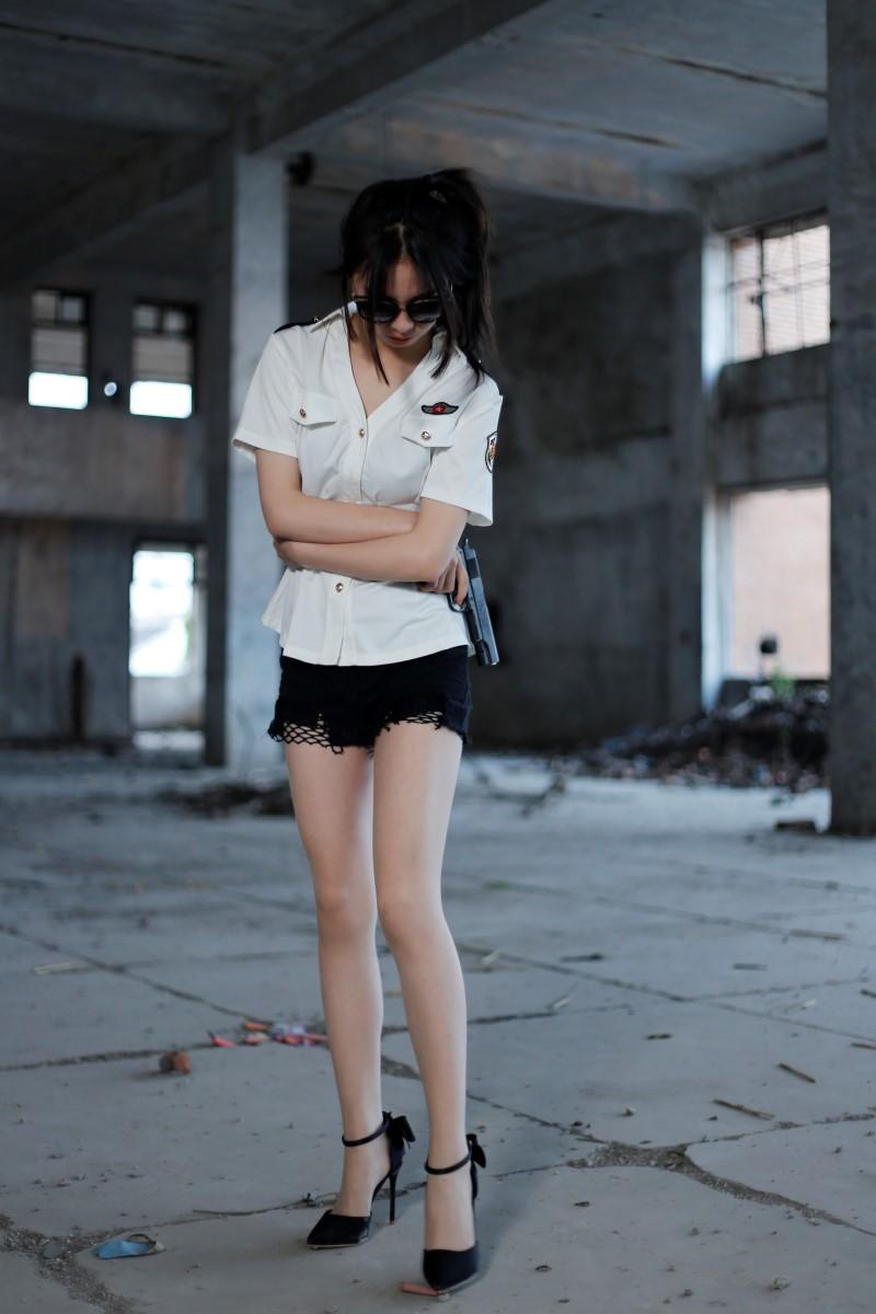 奈丝写真 NO.123:小仙-怎么不好好穿鞋 [35P/239MB] 奈丝写真-第1张