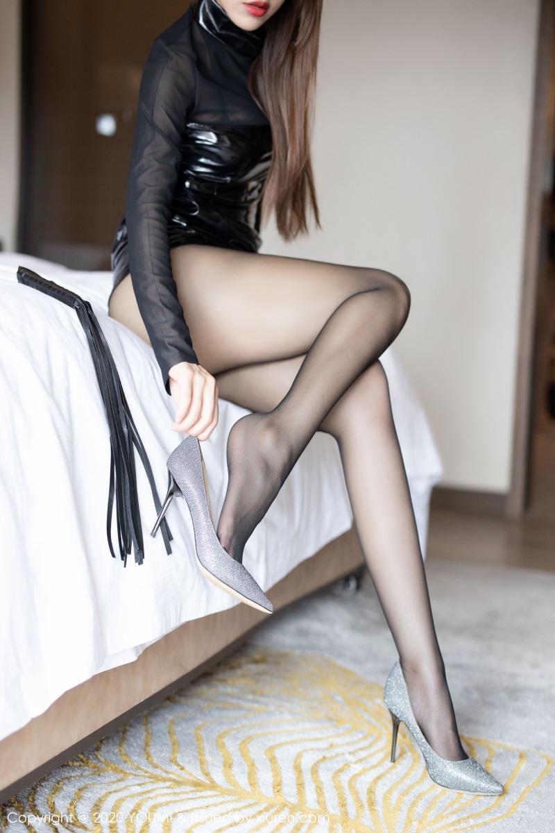 美女写真 黑色内衣 徐安安 [69P/246MB] 美丝写真-第4张