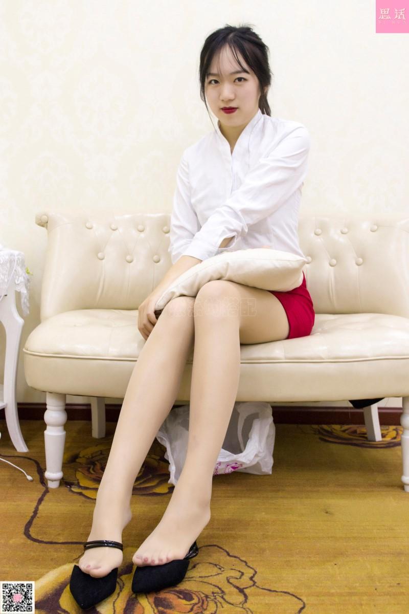 [SiHua思话] SH112 子琦 职业套装的白领少女~ [84P/149MB] 思话-第1张