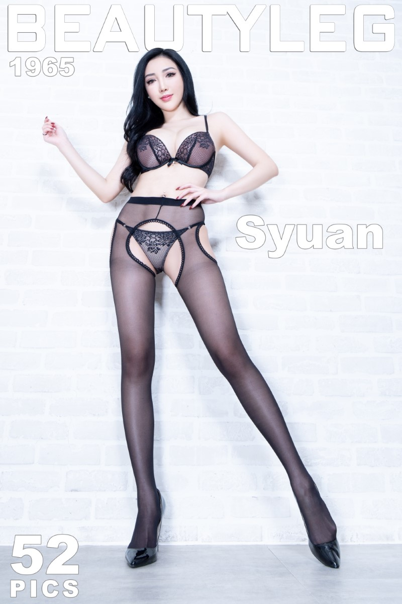 [Beautyleg美腿写真] 2020.08.28 No.1965 Syuan [52P/242MB] Beautyleg-第1张