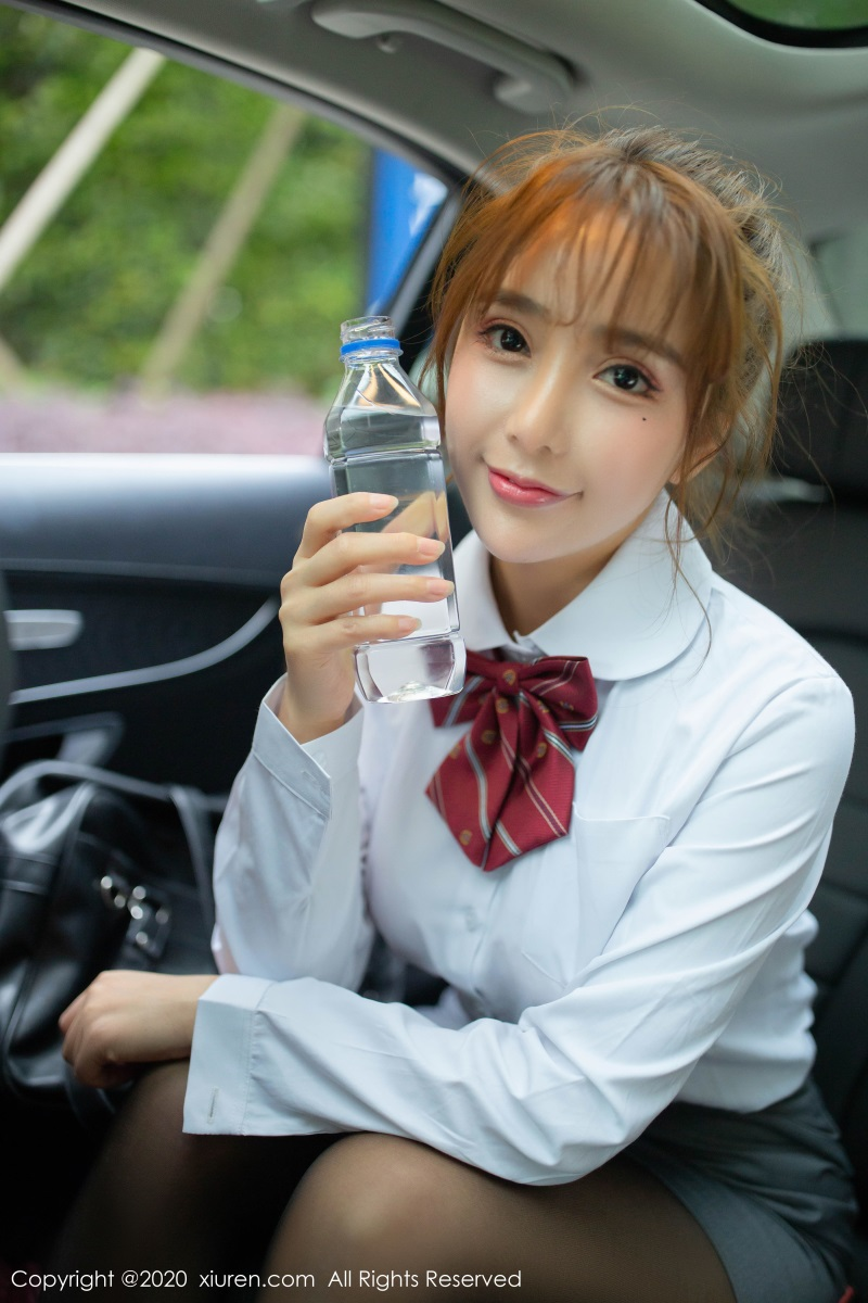 美女写真 司机与老板女儿主题系列 陶喜乐_lele [93P/218MB] 美丝写真-第1张