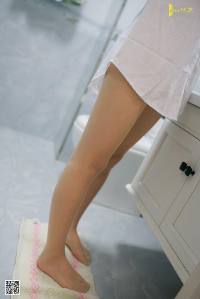 丝袜系列 [SIEE丝意] No.440 含含~亲爱的,更迷人 [41P/101MB] SIEE丝意-第3张