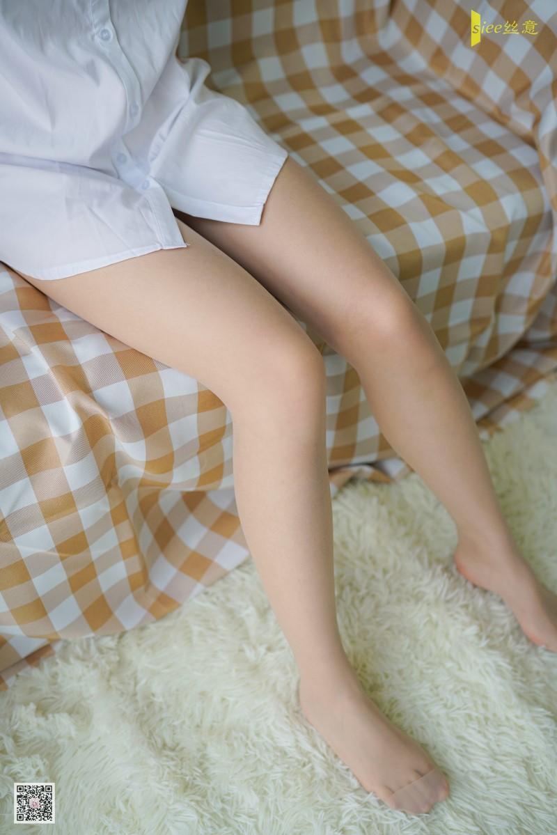 丝袜系列 [SIEE丝意] No.440 含含~亲爱的,更迷人 [41P/101MB] SIEE丝意-第2张