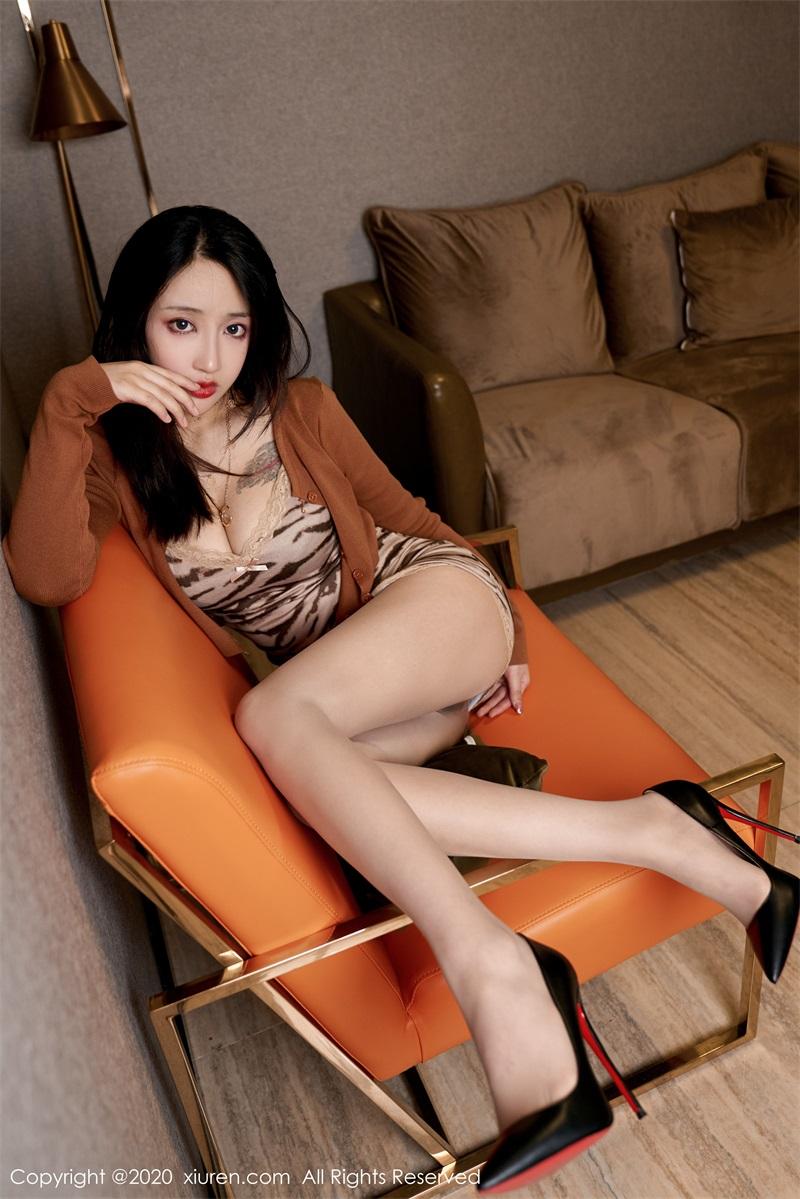 美女写真 性感吊裙 Betty林子欣 [90P/274MB] 美丝写真-第3张