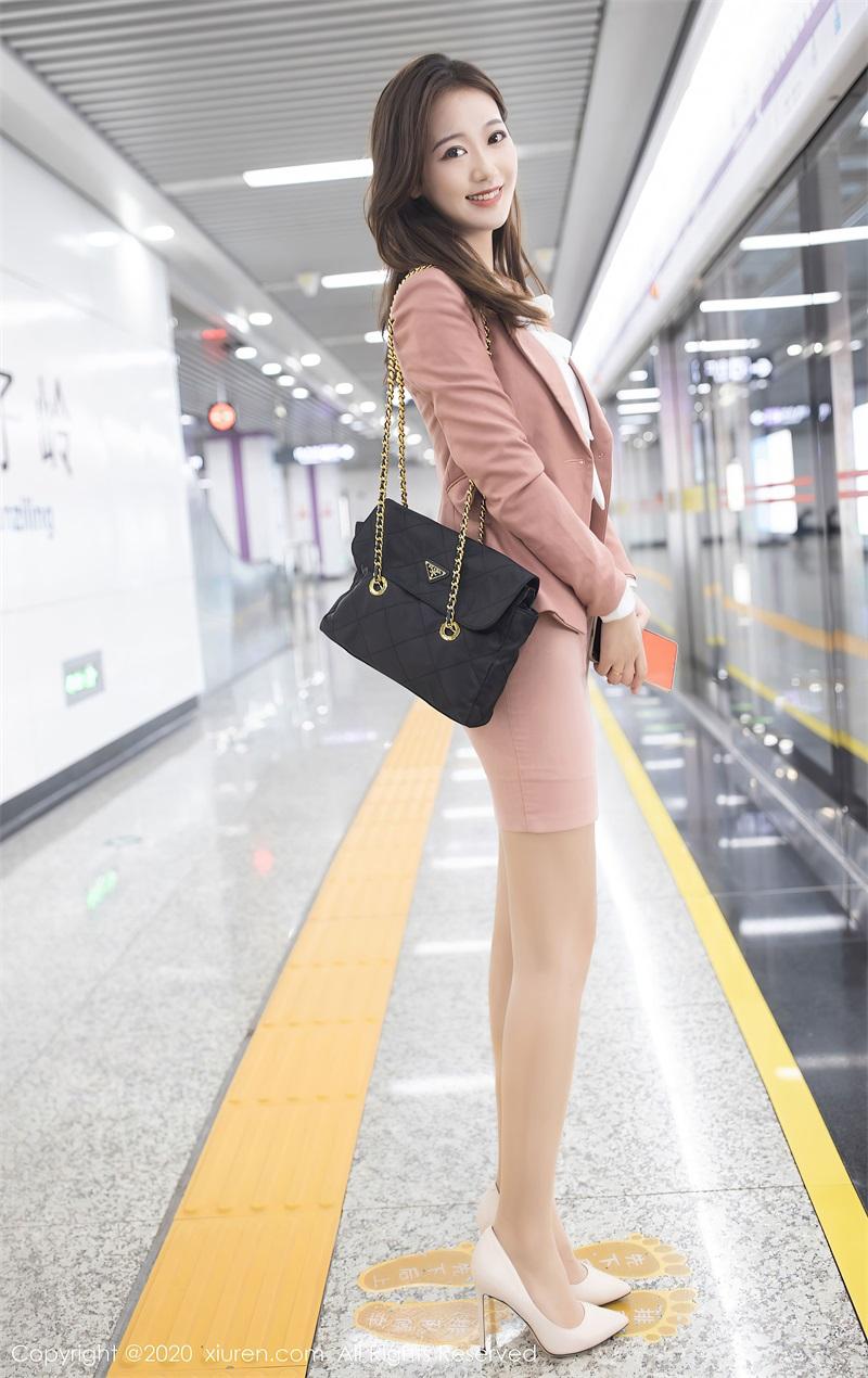 美女写真 地铁学妹 唐安琪 [62P/606MB] 美丝写真-第4张