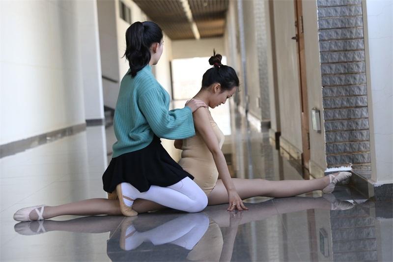 [大西瓜爱牙膏] W系列021 舞蹈家-胜于蓝 [310P/1.82GB] 大西瓜爱牙膏-第4张