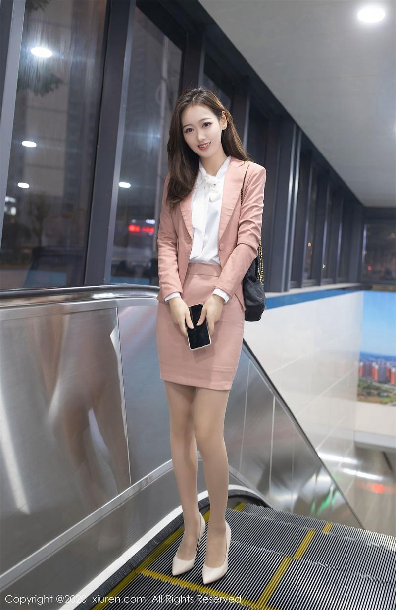 美女写真 地铁学妹 唐安琪 [62P/606MB] 美丝写真-第2张