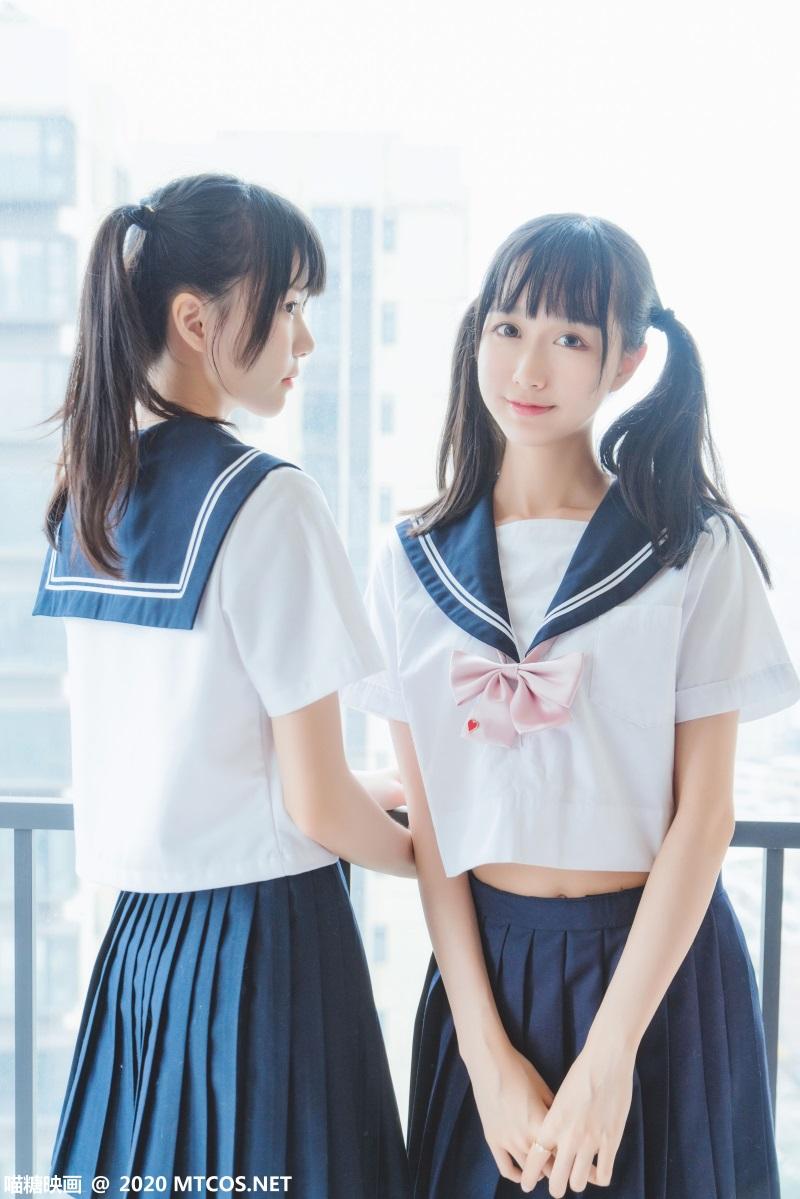 萝莉系列 喵糖映画少女写真 JKL.014 她·JK至服 [33P/866MB] 喵糖映画-第1张