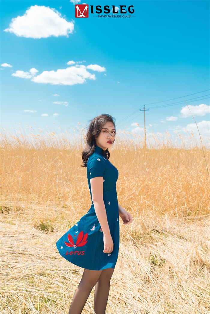 [MISSLEG蜜丝] 室内M系列 2019.05.13 M013 罗兰 [55P/450MB] MissLeg蜜丝-第2张