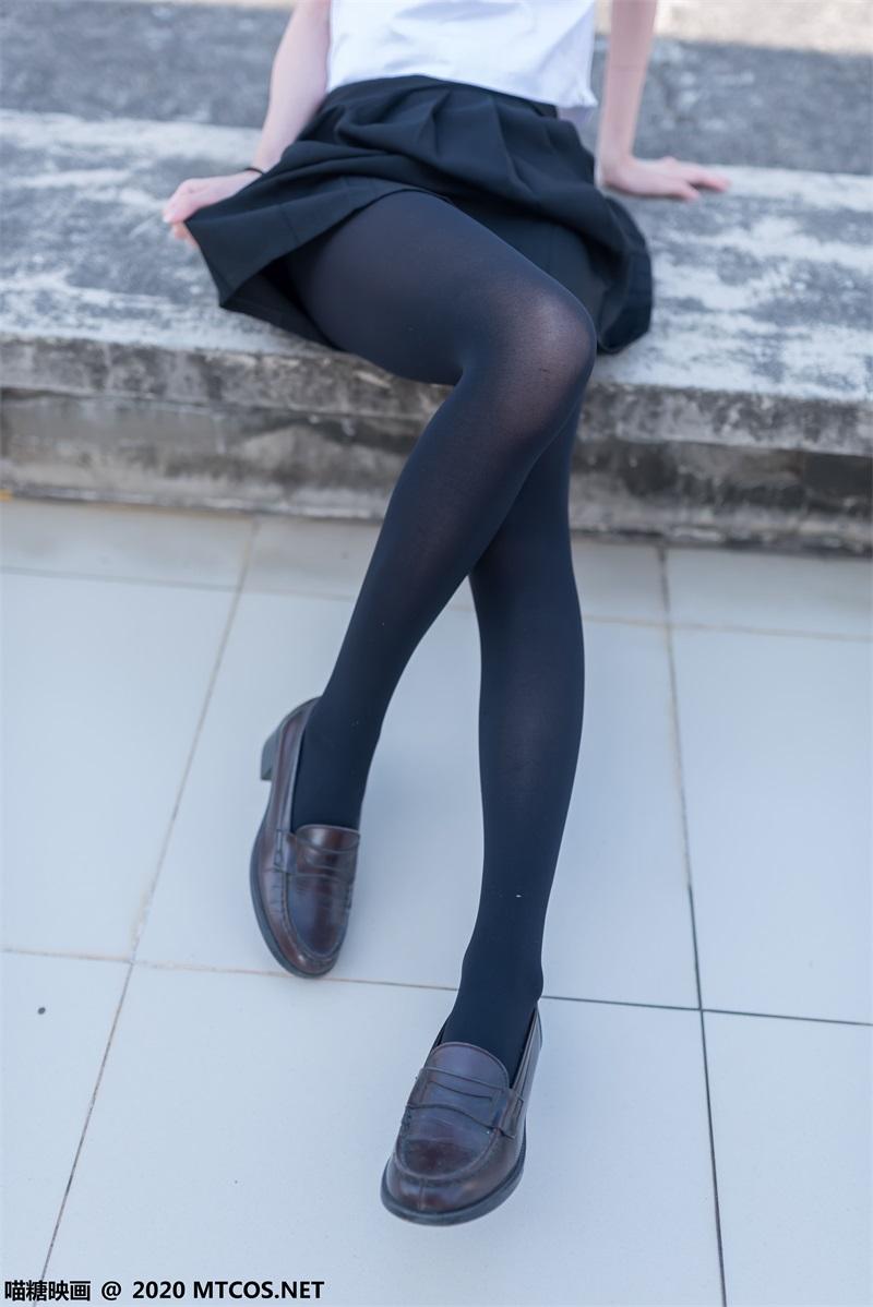 萝莉系列 喵糖映画少女写真 VOL.322 天台少女 [46P/329MB] 喵糖映画-第4张