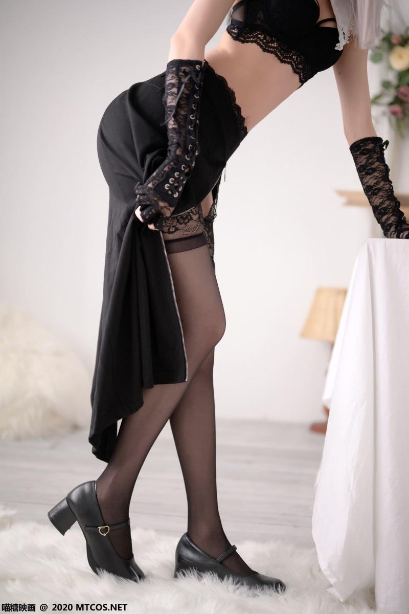 萝莉系列 喵糖映画少女写真 VOL.302 黑白修女 [20P/392MB] 喵糖映画-第4张