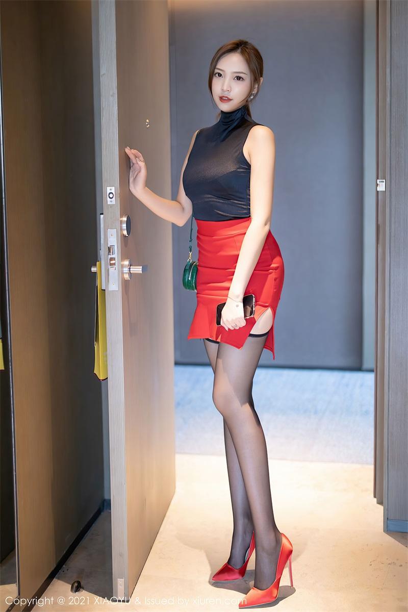 美女写真 明艳动人的经典OL 郑颖姗Bev [76P/642MB] 美丝写真-第3张