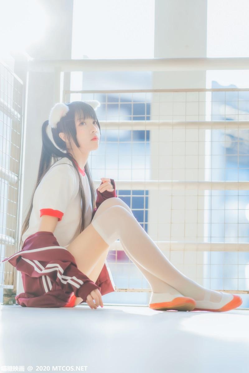 萝莉系列 喵糖映画少女写真 VOL.308 红色体操服 [44P/842MB] 喵糖映画-第3张