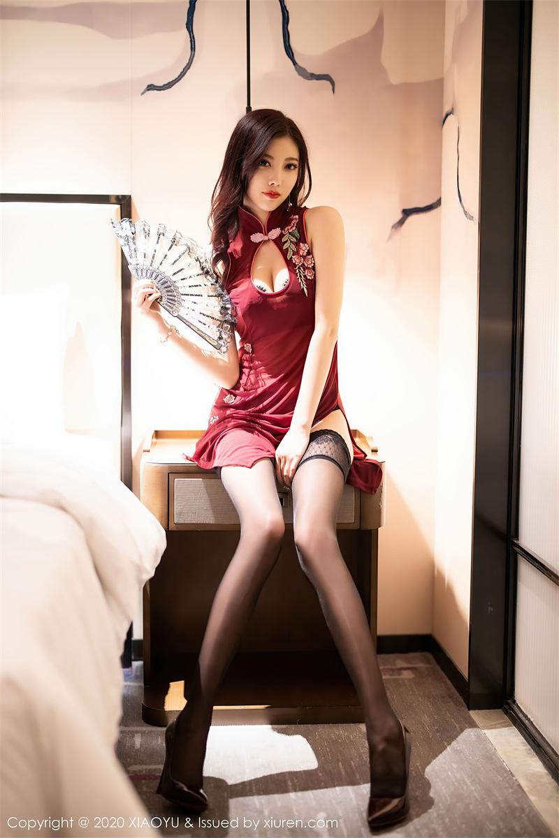 美女写真 醉人心扉的古典礼裙 杨晨晨sugar [66P/533MB] 美丝写真-第3张