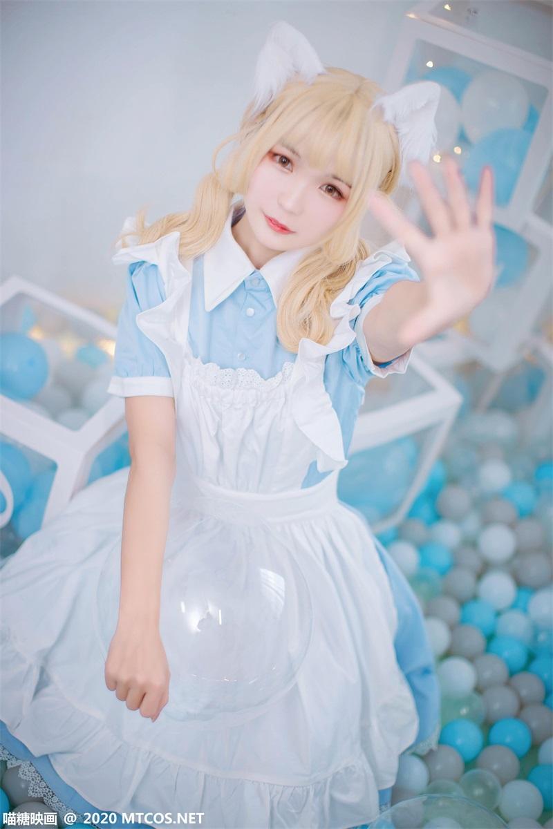 萝莉系列 喵糖映画少女写真 VOL.297 钕仆独角兽 [20P/133MB] 喵糖映画-第3张