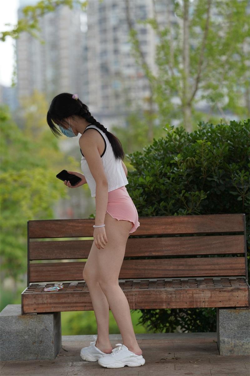 精选街拍 No.114 清清新可人的邻家小妹(二) [78P/100MB] 精选街拍-第3张