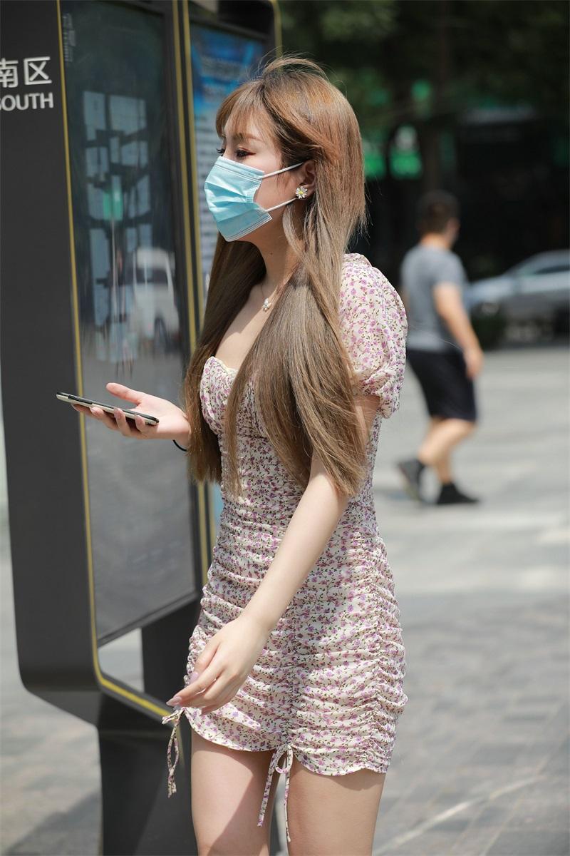 精选街拍 No.133 包臀裙小姐姐 [53P/163MB] 精选街拍-第3张