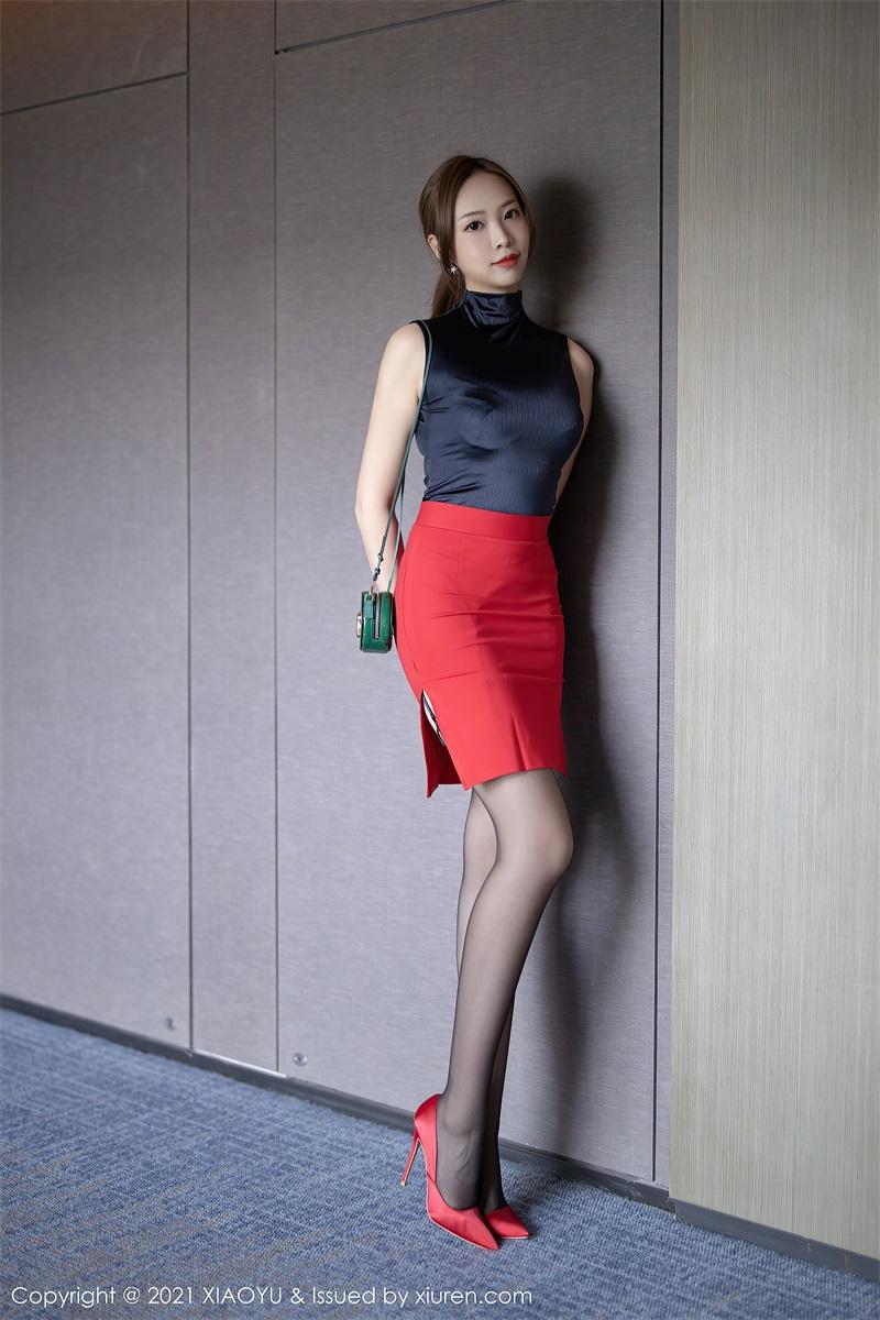 美女写真 明艳动人的经典OL 郑颖姗Bev [76P/642MB] 美丝写真-第2张