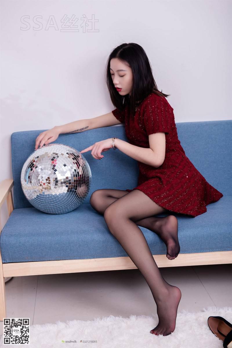 [SSA丝社] NO.121 大大 女袜体验师 [99P/308MB] SSA丝社-第1张