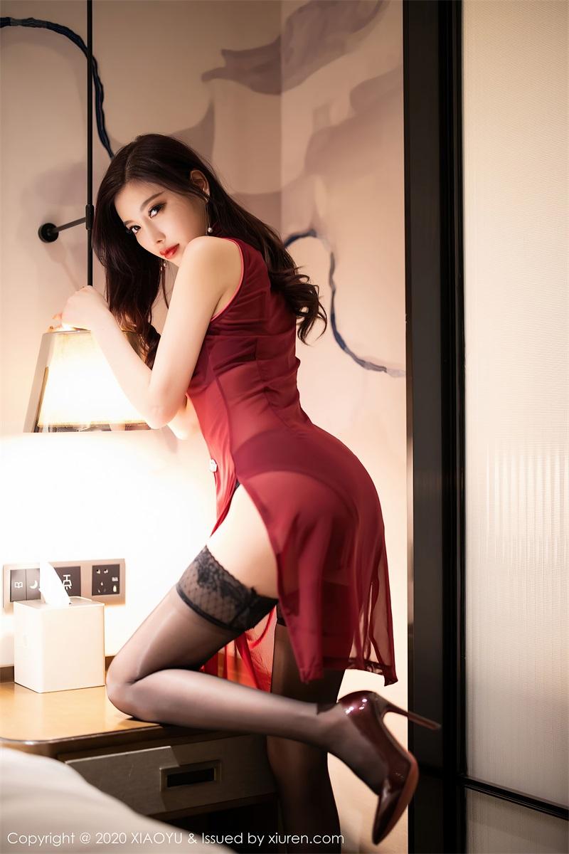 美女写真 醉人心扉的古典礼裙 杨晨晨sugar [66P/533MB] 美丝写真-第2张