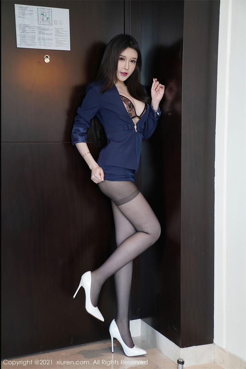 美女写真 经典职场秘书OL 玉兔miki [81P/713MB] 美丝写真-第2张