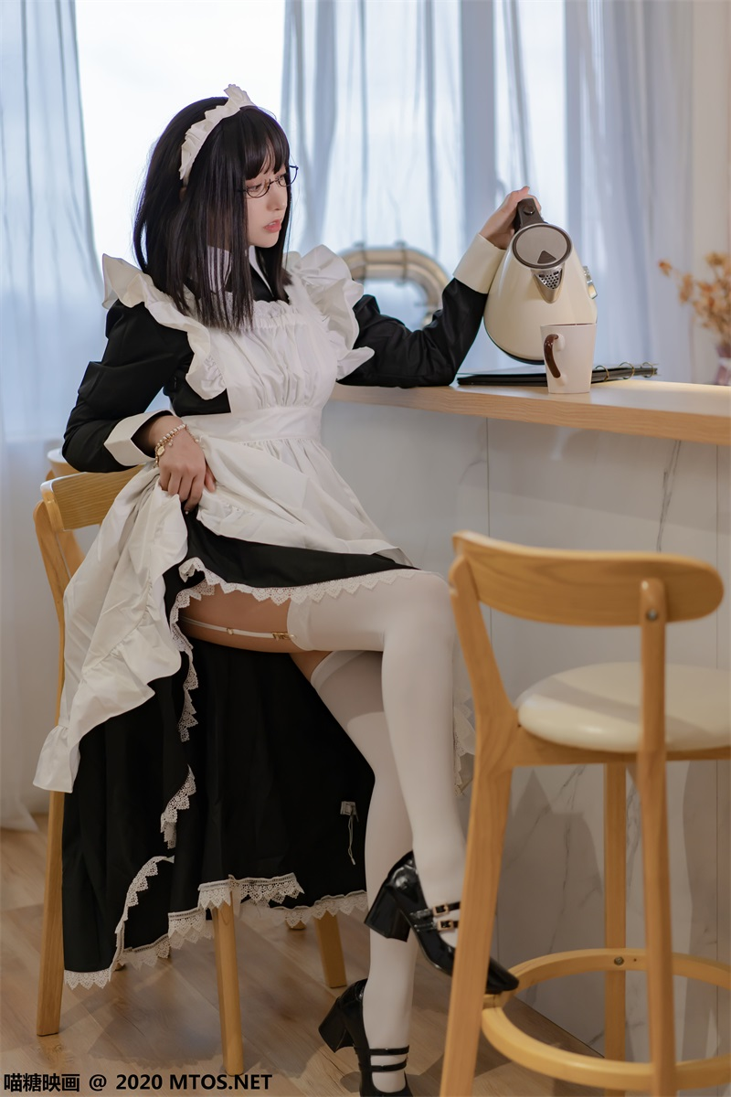 萝莉系列 喵糖映画少女写真 VOL.307 钕仆长 [20P/83MB] 喵糖映画-第2张