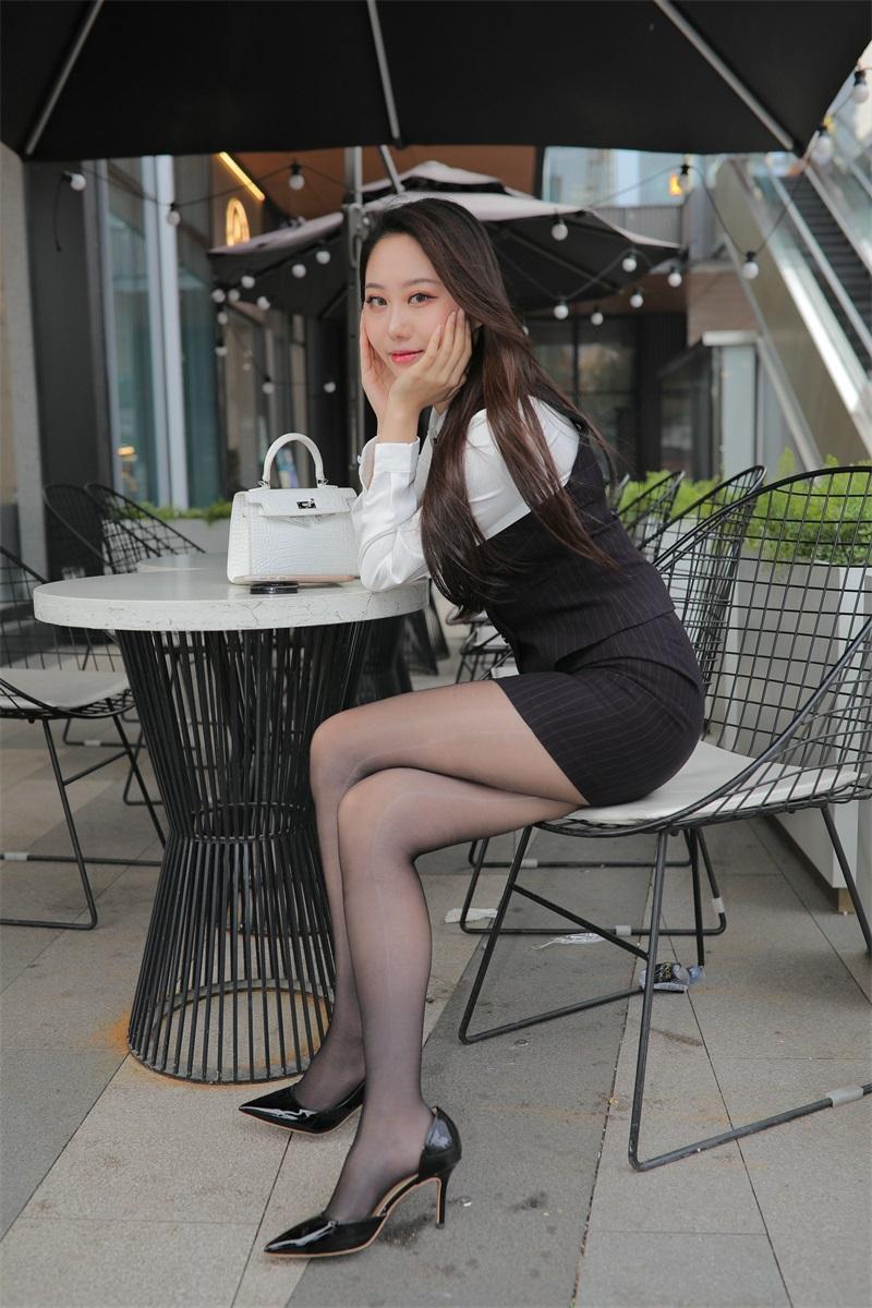 精选街拍 No.156 和漂亮女职员的下午茶时光 [382P/270MB] 精选街拍-第2张