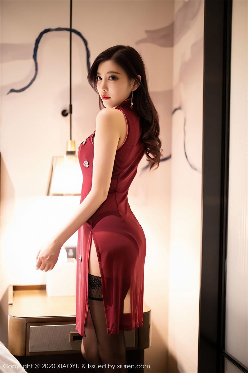 美女写真 醉人心扉的古典礼裙 杨晨晨sugar [66P/533MB] 美丝写真-第1张