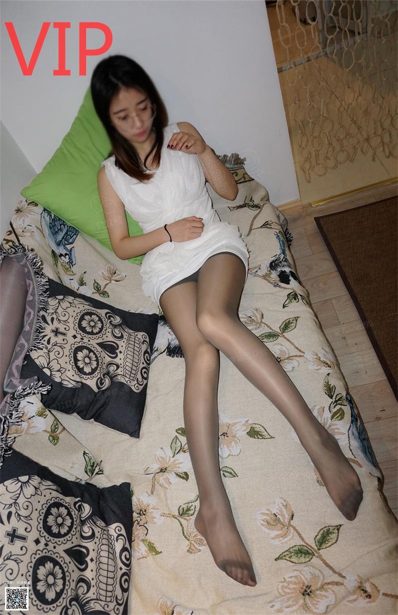 丝模系列 妖精视觉 NO.217 vivi 什么是【5D,512针】丝袜? [69P/80MB] 妖精视觉-第1张