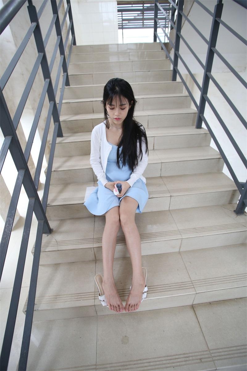 [大西瓜爱牙膏] Z系列 014 小蓝裙2 [150P/969MB] 大西瓜爱牙膏-第1张