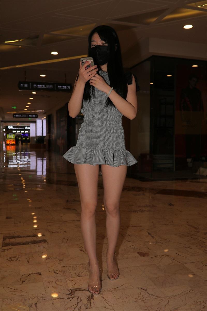 精选街拍 No.122 超短裙女孩 1 [103P/73MB] 精选街拍-第1张