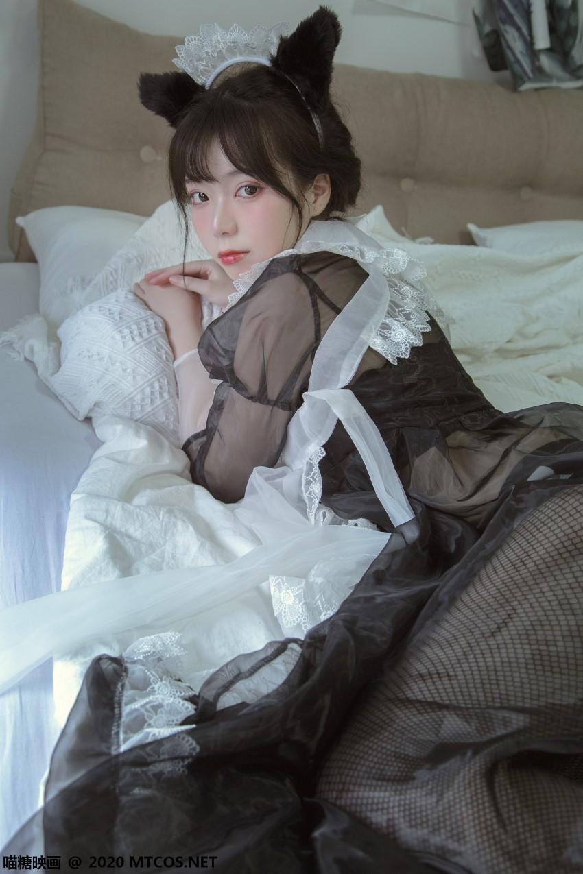 萝莉系列 喵糖映画少女写真 VOL.317 海棠钕仆 [21P/69MB] 喵糖映画-第2张