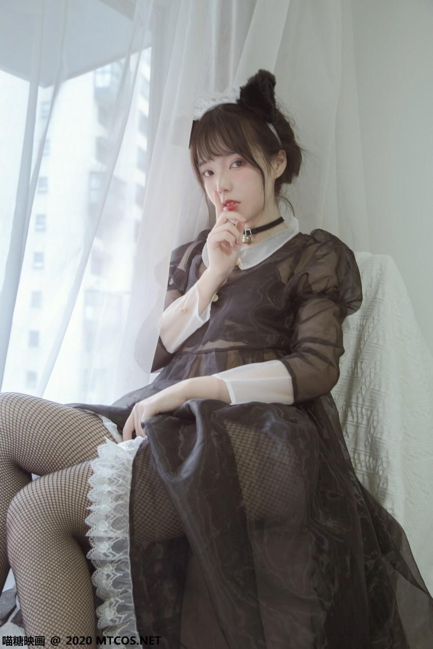 萝莉系列 喵糖映画少女写真 VOL.317 海棠钕仆 [21P/69MB] 喵糖映画-第3张