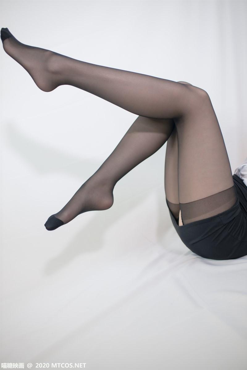 萝莉系列 喵糖映画少女写真 VOL.291 OL至服 [22P/116MB] 喵糖映画-第2张