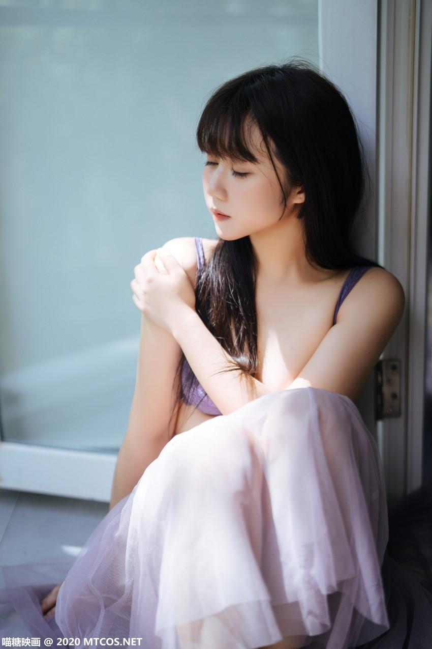 萝莉系列 喵糖映画少女写真 VOL.309 蓝蝶静夏 [25P/962MB] 喵糖映画-第4张