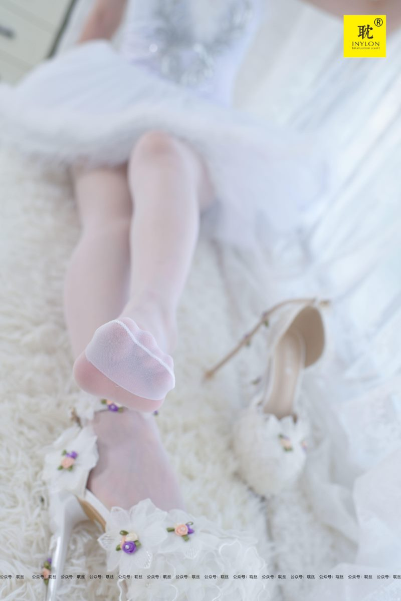 [IESS异思趣向]《普惠集》PH-S003-紫薇-白芭蕾 [61P/119MB] 异思趣向-第4张