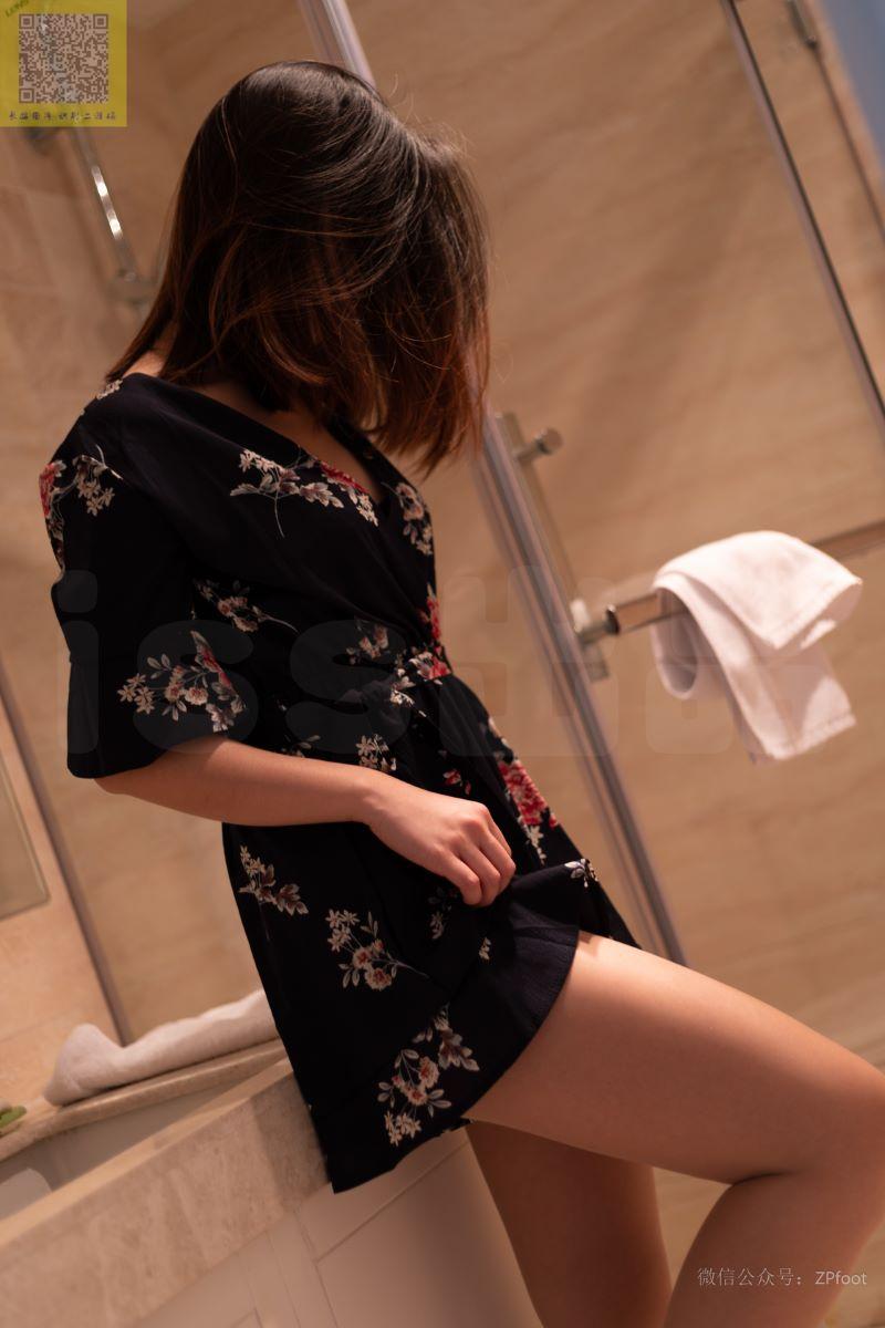 [LSS山茶摄影] NO.297 小辛的肉丝碎花裙 [53P/266MB] LSS山茶摄影-第3张