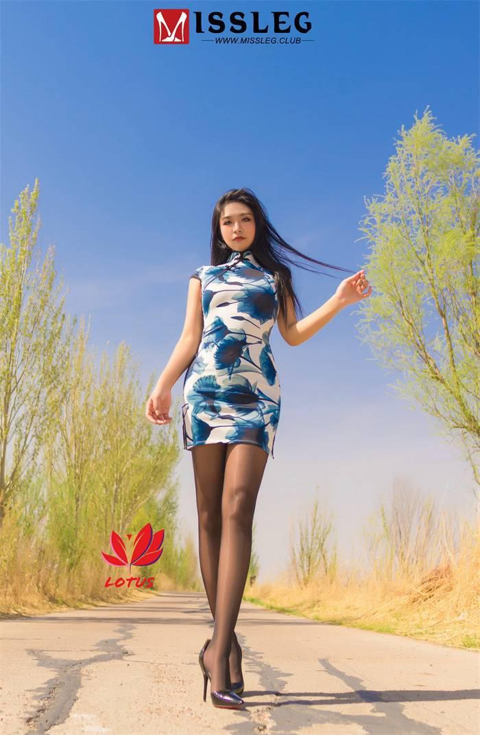 [MISSLEG蜜丝] 室内M系列 2019.09.15 M016 小鬼2 [51P/162MB] MissLeg蜜丝-第2张