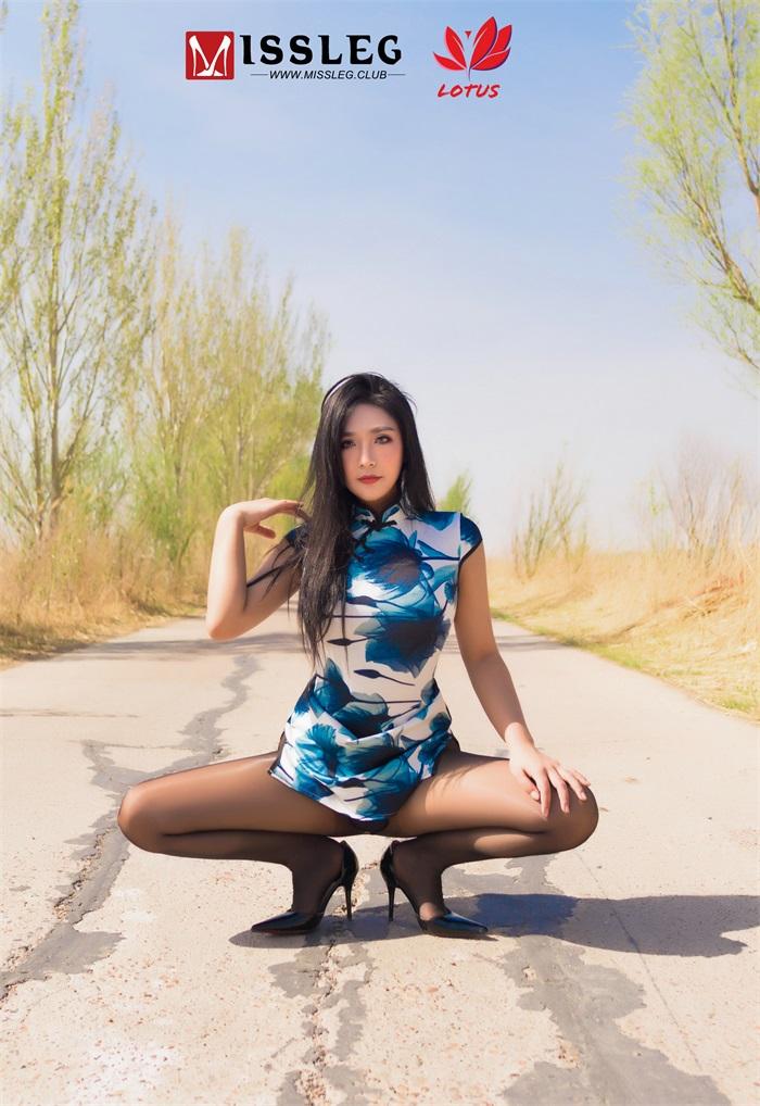 [MISSLEG蜜丝] 室内M系列 2019.09.15 M016 小鬼2 [51P/162MB] MissLeg蜜丝-第3张