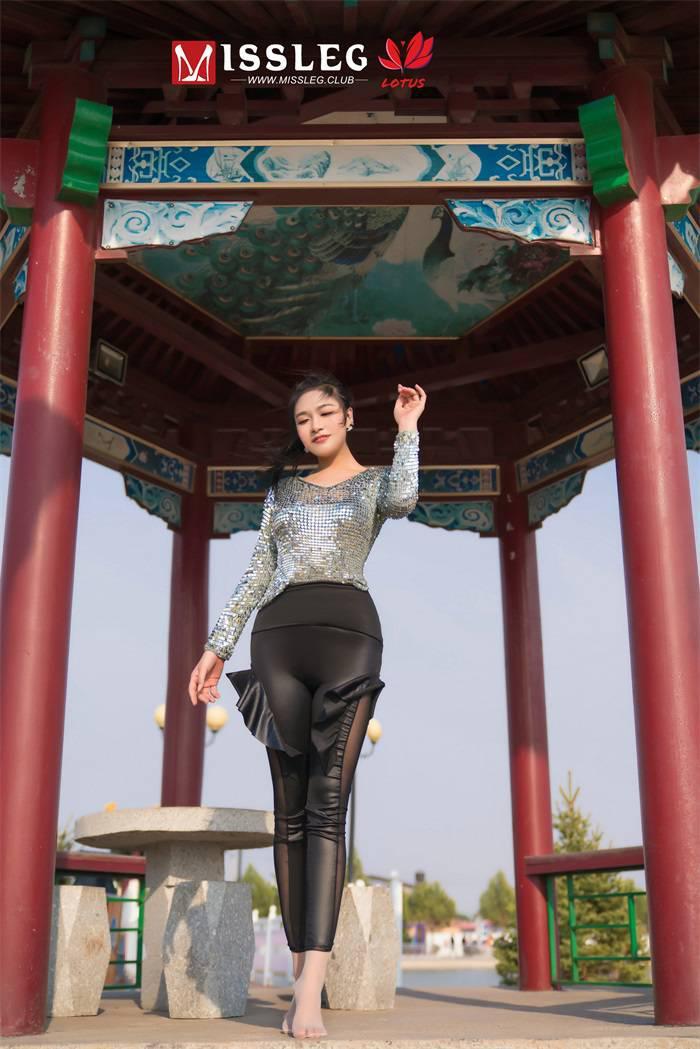 [MISSLEG蜜丝] 室内M系列 2019.11.15 M018 小鬼3 [58P/265MB] MissLeg蜜丝-第3张