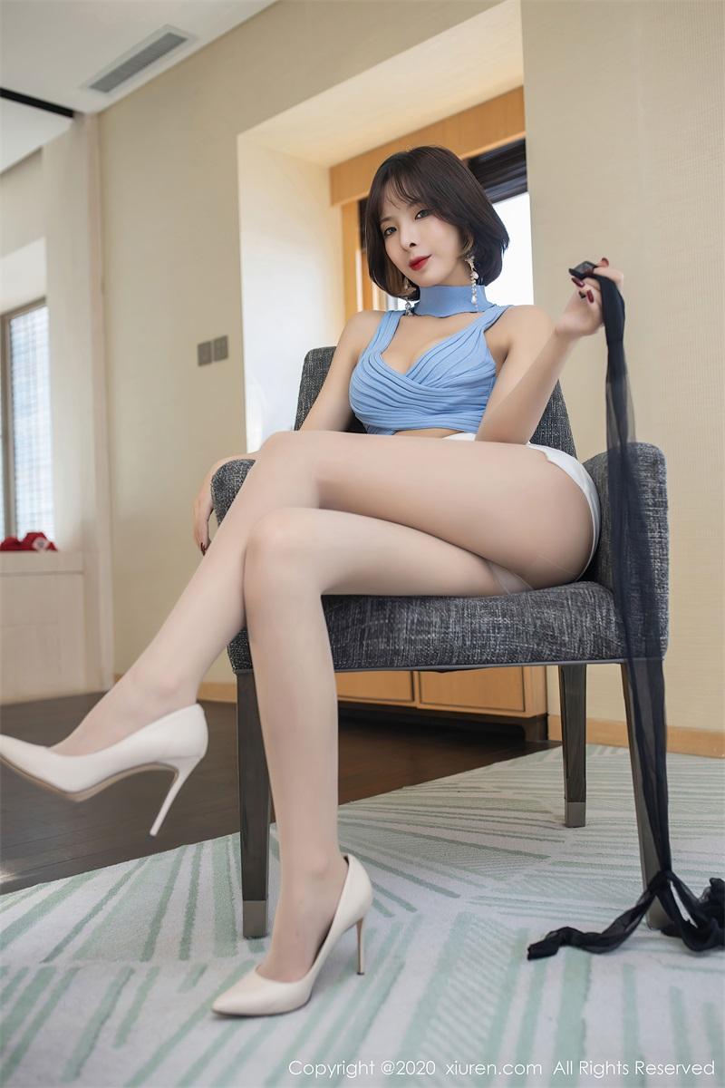 美女写真 合租室友 陈小喵 [81P/966MB] 美丝写真-第4张