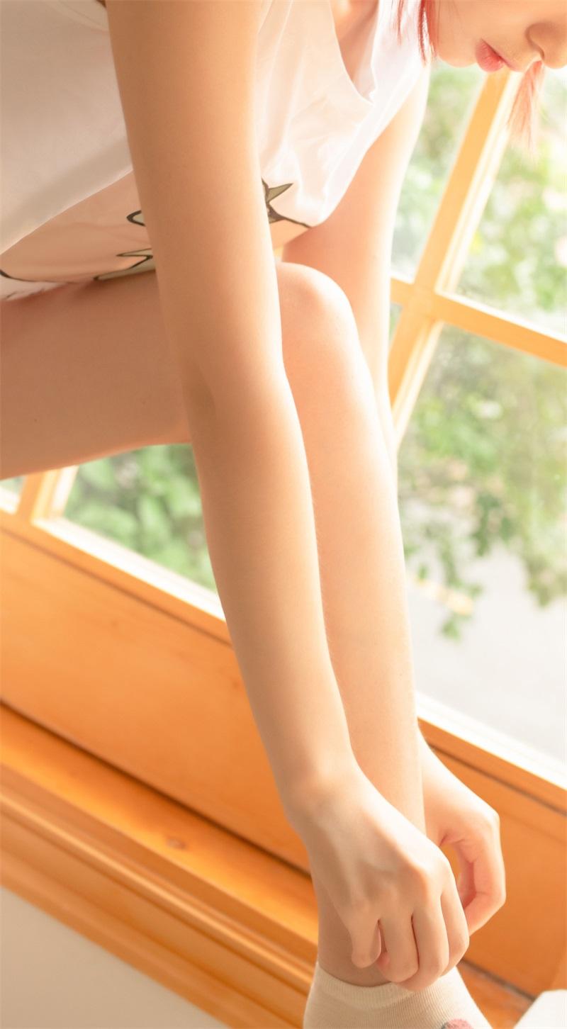 萝莉系列 喵糖映画少女写真 VOL.335 夏日和风 [27P/427MB] 喵糖映画-第4张