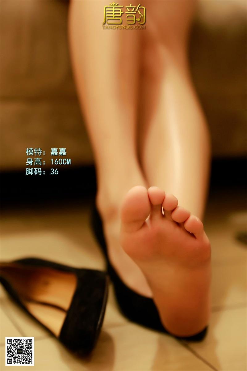 [唐韵] P0045 嘉嘉 高跟美人脚 [27P/22.3MB] 唐韵-第4张