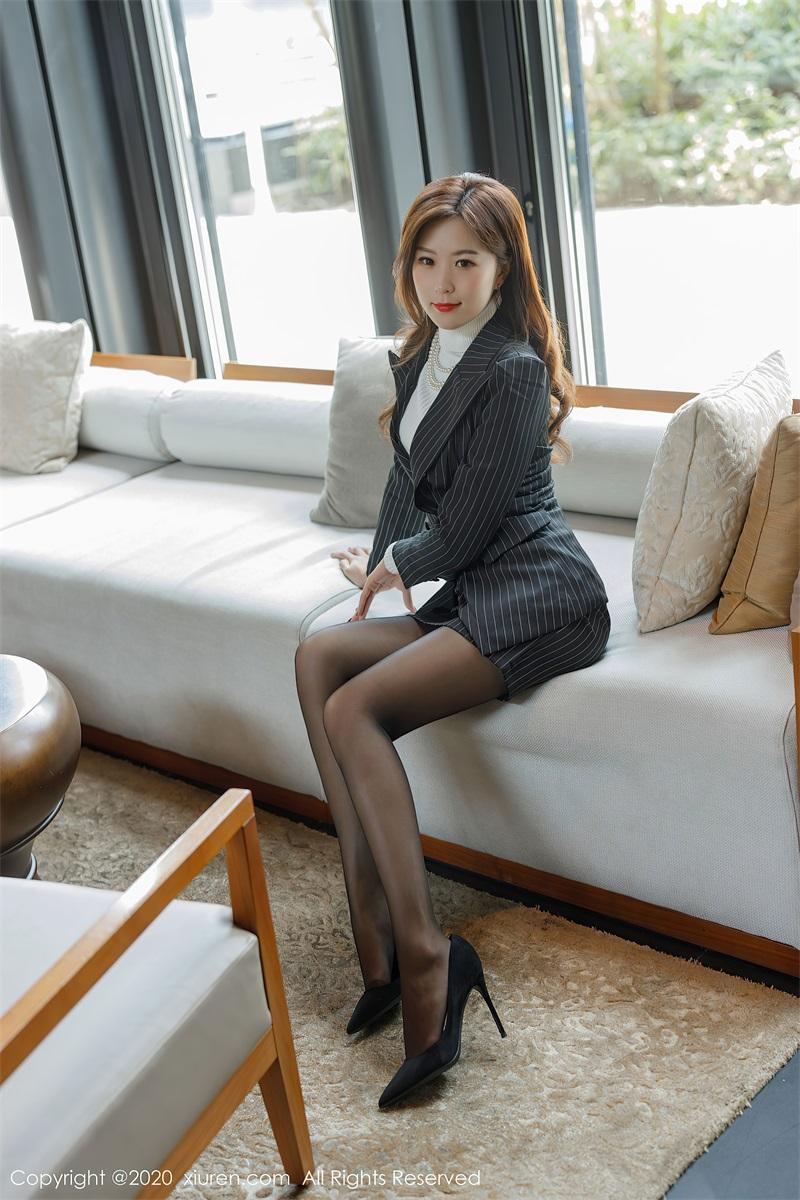 美女写真 剧情镜头下的职场女老板 杨紫嫣Cynthia [65P/651MB] 美丝写真-第4张
