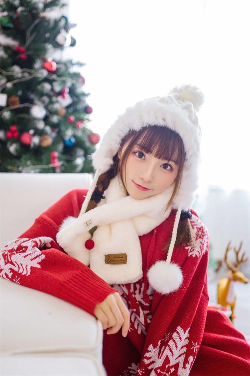 萝莉系列 喵糖映画少女写真 VOL.342 圣诞节 [33P/201MB] 喵糖映画-第3张