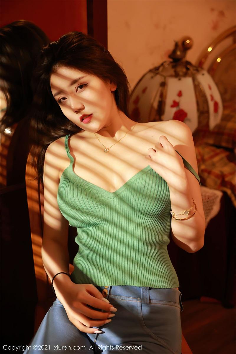 美女写真 暖色调下的视觉魅惑 夏西Cici [61P/655MB] 美丝写真-第3张