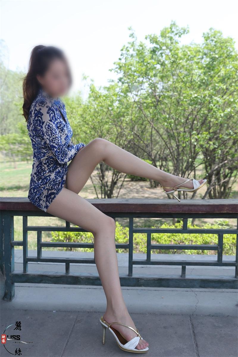 [LISS丽丝] NO.037 旭子《肤丝色的旗袍艺术》[50P/615MB] LISS丽丝-第2张